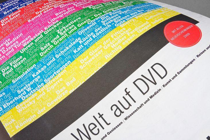 NZZ Format - DVD Catalogue | England Design Studio